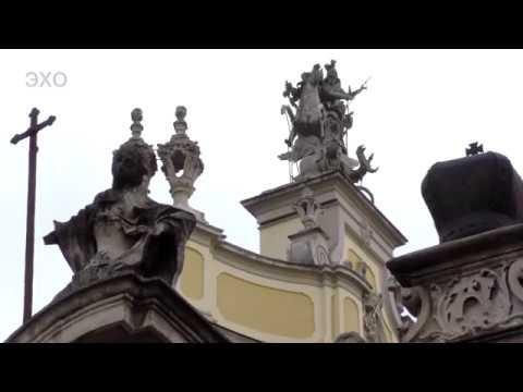 Города Украины - Львов осенний . Часть 3 (Cities of Ukraine-Lviv.Part 3)4К Ultra HD - Видео