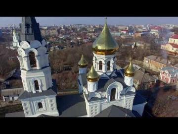 Города Украины - Житомир, храмы( Cities of Ukraine - Zhytomyr, temples)4К Ultra HD - Видео