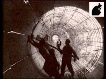 """Словянськ 1952. Будівництво каналу """"Північний Донець - Донбас"""""""