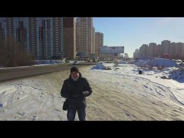 Буковель (резкая смена погодных условий)