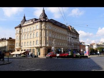 Города Украины - Львов - Часть 2. 4К (Cities of Ukraine - Lviv - Part 2)