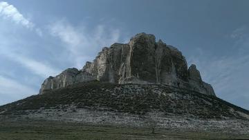 Белокузьминовские меловые горы