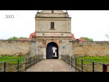 Замки України - Збараж. (Fortresses of Ukraine - Zbarazh) 4К Ultra HD-Видео