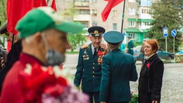 76-ю годовщину Великой Победы отметили в Константиновке
