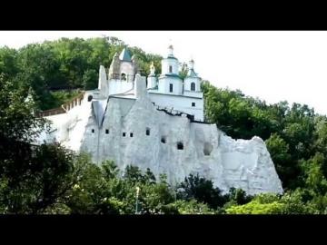 Видео экскурсия Святогорская Свято-Успенская Лавра и монастырь путешествие по реке